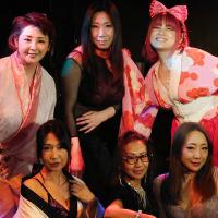 【夕やけ大衆EYE】『「大奥の乱」vol.3自由奔放な熟女達の集まり 春のパイ祭り』を見に行ってきました!