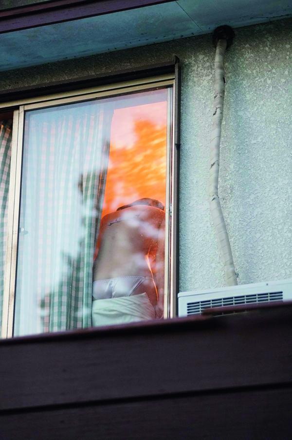 第73回「お嬢様の窓際ヌード」