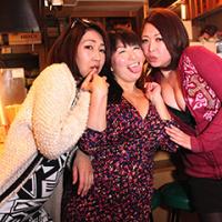 伊織涼子・加山なつこ・折原ゆかり 美熟AV女優3人の「SEXのススメ」ほろ酔いフェロモン座談会