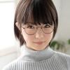 【シニアがAV女優インタビュー】第19回 初愛ねんねさんの巻「メガネをかけた超大型巨乳美少女がAVデビュー」