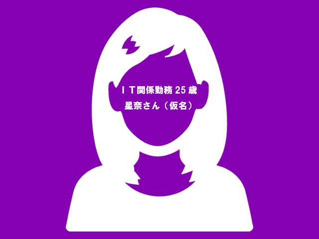 【中高年が知らないOLさんの性】第6回 IT関係勤務25歳 星奈さん(仮名)のお話